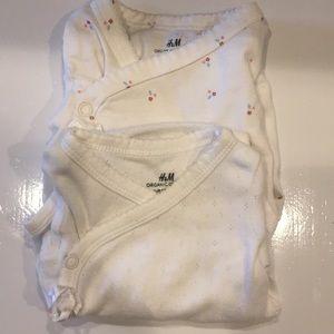 H&M onesie bundle